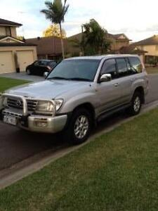 2004 Fully Optioned Toyota LandCruiser Sahara Beaumont Hills The Hills District Preview