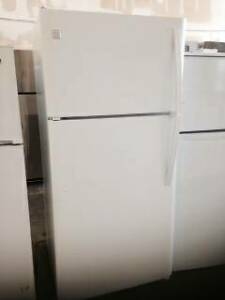Kenmore White Apartment Size Fridge