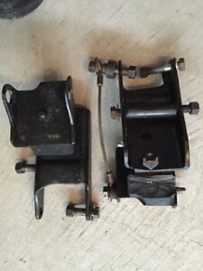 E body Motor mounts