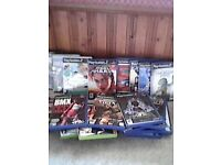 job lot video games playstation2 23 games inc. lara croft,harry potter etc.,