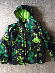 Youths rain coat