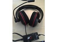 Turtle beach p11 gaming headphones