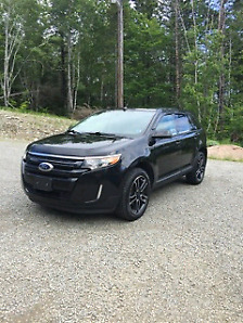 2014 Ford Edge SEL/Sport Package