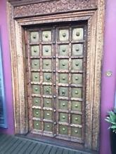 Antique Indian Double Doors Gwelup Stirling Area Preview