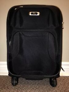 Carry On Suitcase with Swivel Wheels