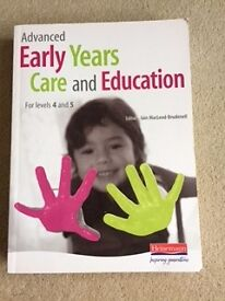 Book for Early Childhood studies