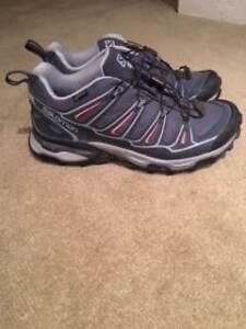 Salomon Women's X Ultra Walking Shoe (Grey) Size UK 6 Woollahra Eastern Suburbs Preview