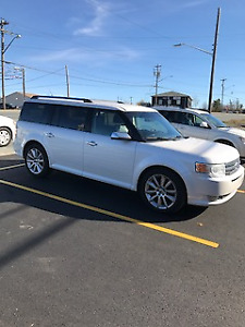 2011 Ford Flex Limited Sedan AWD