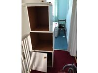 Three Cupboards for sale - to sell all together - £20