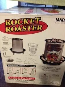 Landmann Rocket Roaster Charcoal London Ontario image 1