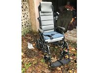 Karma tilting wheelchair