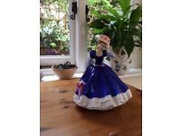 Royal Doulton 'Mary' Figurine VGC