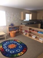 Child Care Space Available - Smart Start Early Learning Centre