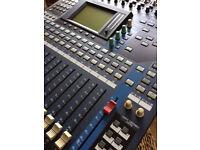 Yamaha Mixer 01V96