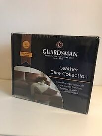 Guardsman Leather Care Collection, New Unopened