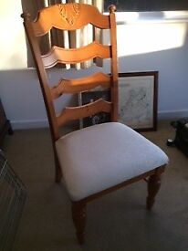 Two Identical Chairs now sold