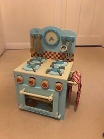 Wooden toy cooker - FOR SALE