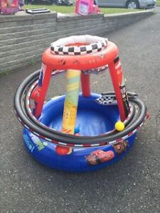 Cars - inflatable toy for children