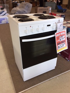 "CLEARANCE Frigidaire 24"" coil range at Sears in Brandon"