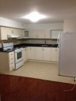 2 Bedroom Basement Apt for Rent Oct 1 (Markham & Ellesmere Rd)