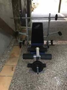Bench Press with weights Paddington Brisbane North West Preview