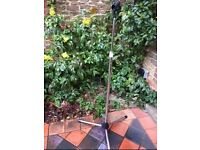 Microphone adjustable stand £9