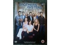Brothers and Sisters season 2 DVD box set.