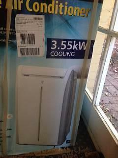 Portable Air Conditioner (not air cooler) Cottesloe Cottesloe Area Preview