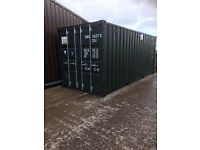 Storage Containers / Secure Lockups