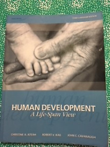 USED: Human Development: A Life-Span View, 3rd Canadian Edition