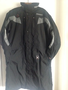 SPYDER COACH RACE SKI WINTER COAT JACKET