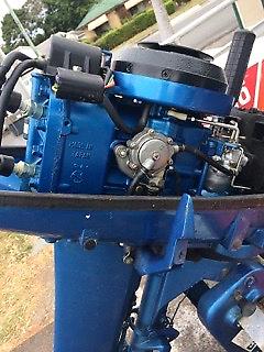 Suzuki boat motor