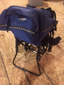 MEC backpack carrier & bike carrier
