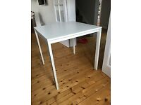 IKEA MELLTORP small square table vgc