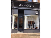 Experienced Sales Assistant Required- Hyndland Rd Glasgow