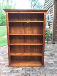 Solid Timber bookcase Kurmond Hawkesbury Area Preview