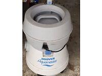 Hoover Aquamaster carpet cleaner