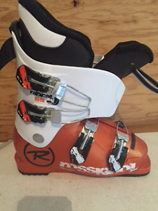 Assorted Kids and Adult Ski Gear,