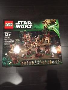 Lego Star Wars 10236 Ewok Village BNIB