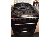Leisure Dual Fuel double oven