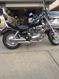 Immaculate Low Kms Yamaha Virago for Sale