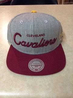 Cavaliers Snapback Hat Mackay 4740 Mackay City Preview