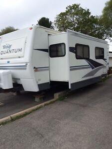 29' Terry Quantum travel trailer