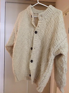 Pure Wool Sweater For sale