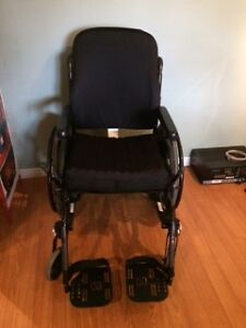 Wheelchair - Helio A7 Ultralight Folding