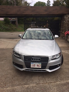 2009 Audi A4 Sedan - AWD with Winter Tires Installed (New VMI)