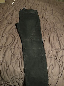 moto pull on jeans size16