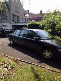 Vauxhall Omega V6 Limousine