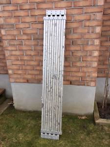6Feet to 9 Feet Aluminum Extension Plank