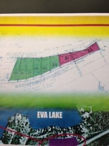 6 BUILDING LOTS FOR SALE NEAR EVA LAKE ATIKOKAN